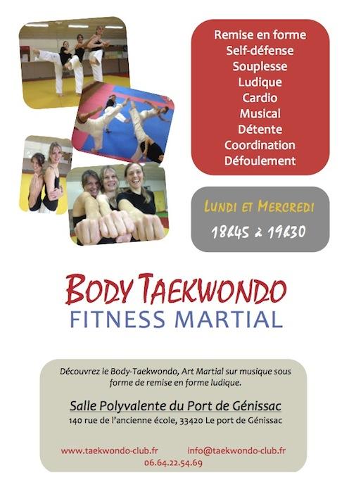 body-taekwondo-fitness-remise-forme-libourne-genissac