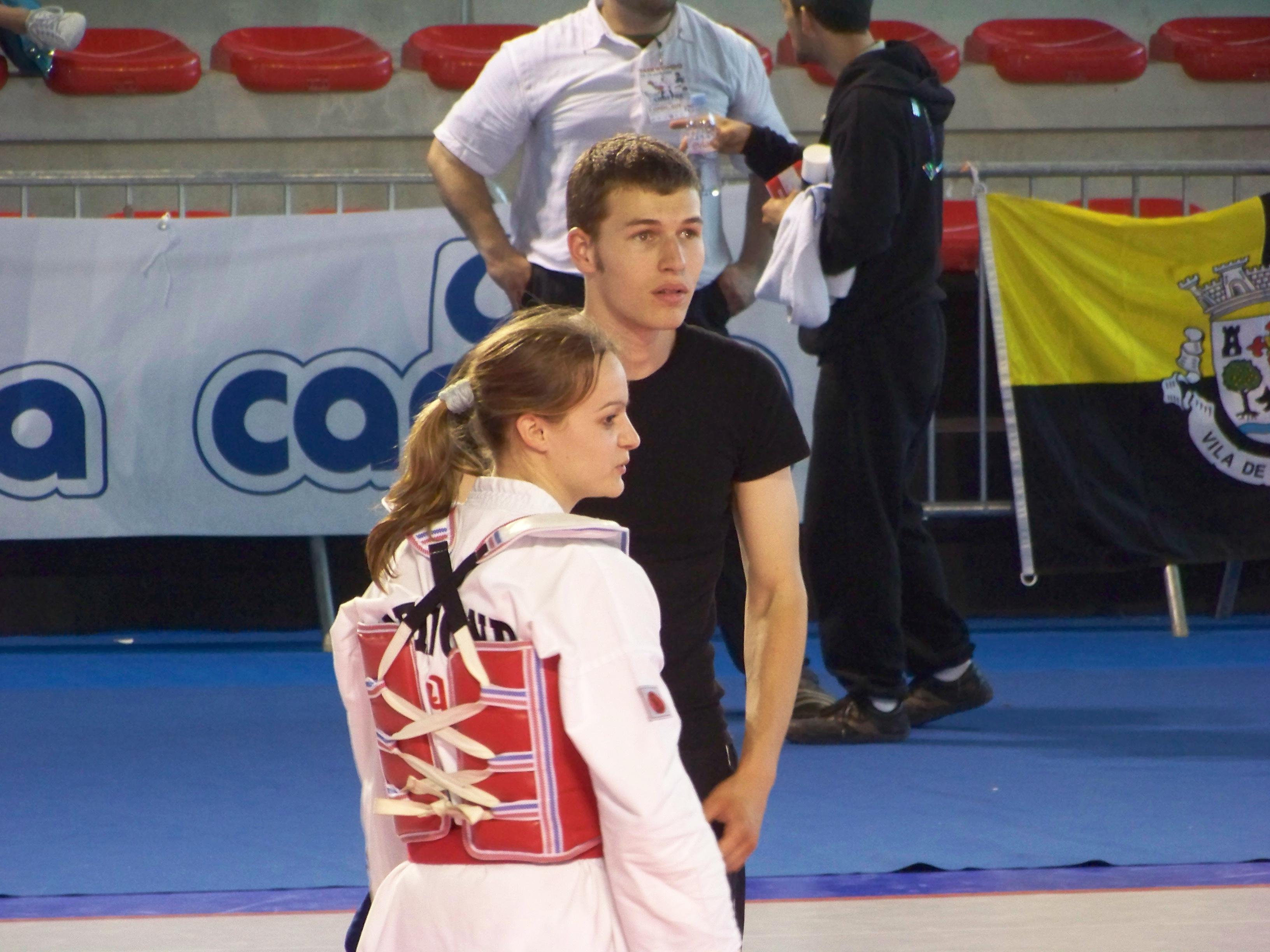 Carine et Marco le coach