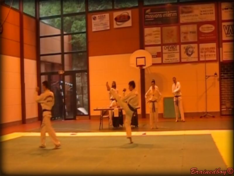 termes technique taekwondo poomse