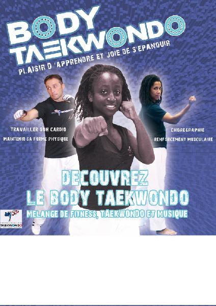 Découvrez le body taekwondo