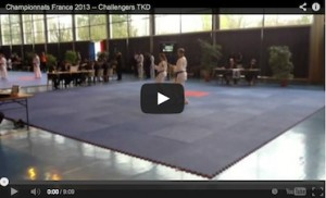 Championnats de France Technique Rouen 2012-2013