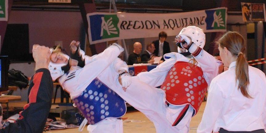 club taekwondo saint medard en jalles
