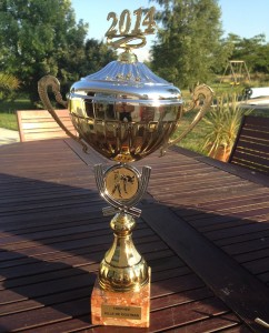 La commune de Coutras récompense l'équipe technique Taekwondo