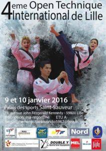 affiche-open-lille-poomse-technique-taekwondo-2016