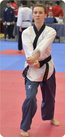 Agathe-challengers-taekwondo-poomsae-2016