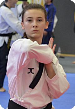 Agathe-otil-2017-taekwondo