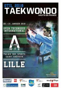 affiche-open-poomsae-taekwondo-lille-2018