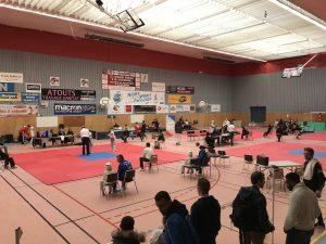 championnat-region-taekwondo-combat-aquitaine-2018-2
