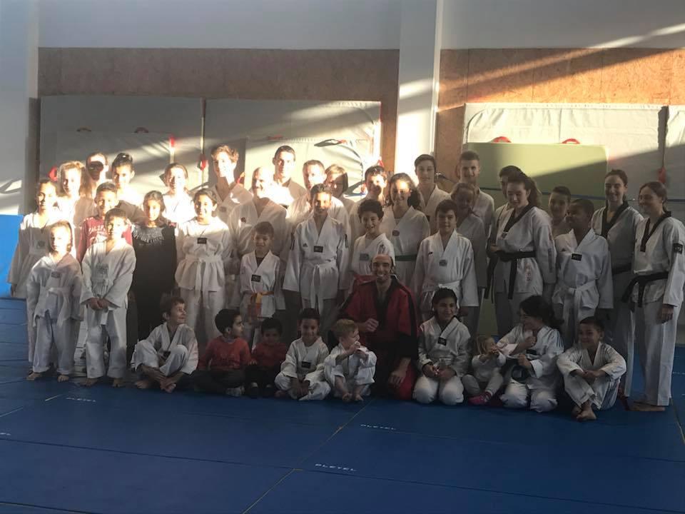 fete-noel-taekwondo-libourne-2017