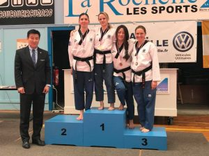 1er Open Technique de La Rochelle