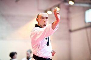 Eric Albasini, Champion de France 2018 de Taekwondo !