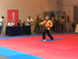 Eric Albasini, Champion de France 2018 de Taekwondo 🇫🇷!