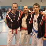 Les 3 Challengers Médaillés au Critérium Technique