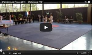 Championnats de France Technique Rouen 2012-2013