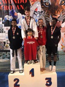 2ème Open combat de Royan 2018